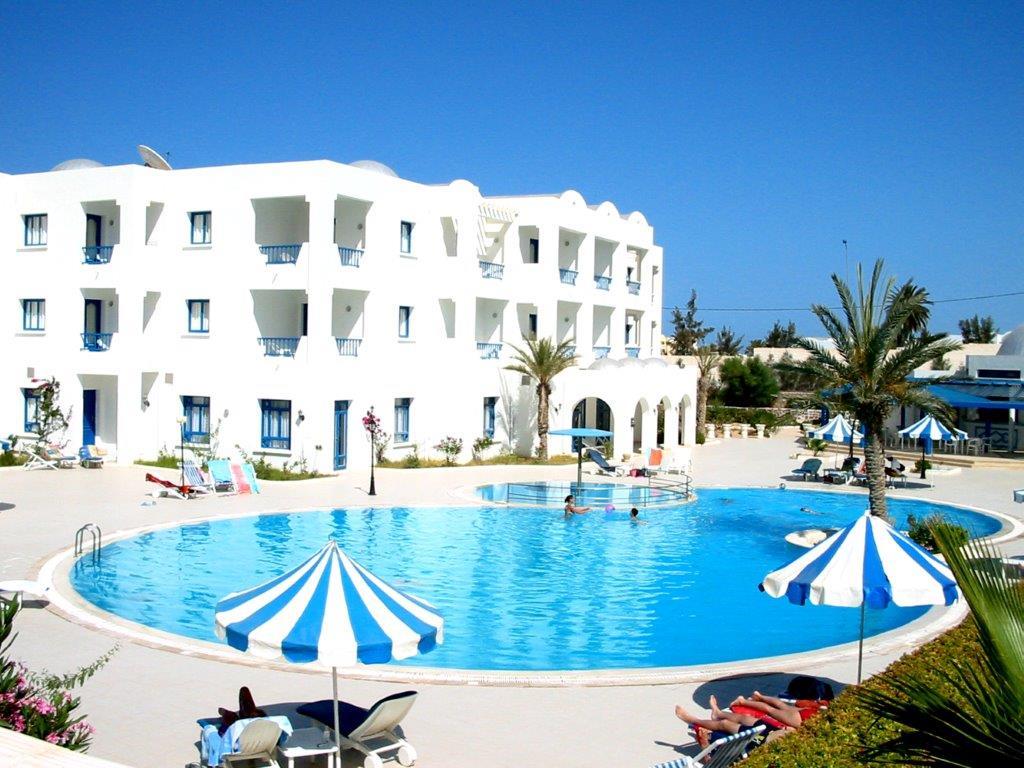 Hotel Club Giktis Zarzis Tunisie