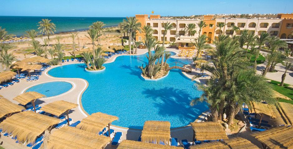 HOTEL SAFIRA PALM'S - Cmabre Standard + Tout Inclus