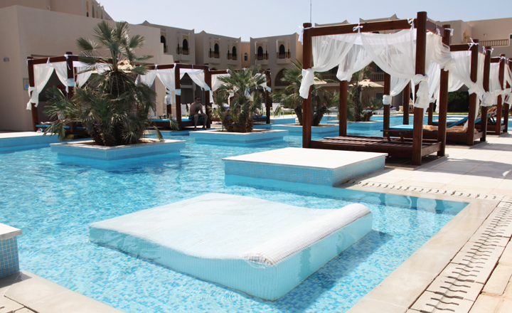 Hôtel Palm Beach Palace 5* Luxe