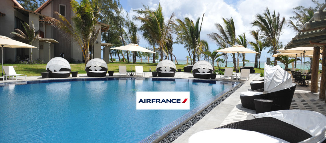 Kappa Club Maritim Crystals Beach 4* en partenariat avec Air France