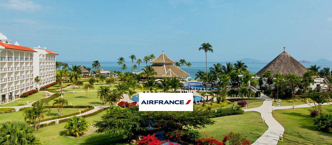 Kappa Club Dreams Delight Playa Bonita Panama 5* en partenariat avec Air France