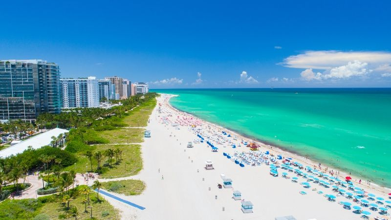 Combiné hôtel miami wph south beach 4* et hôtel bluebay grand esmeralda 5*