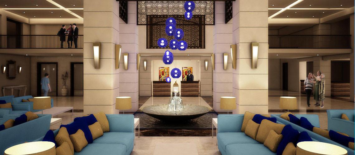 Oman - Kappa Club Oman Fanar Hotel 4*
