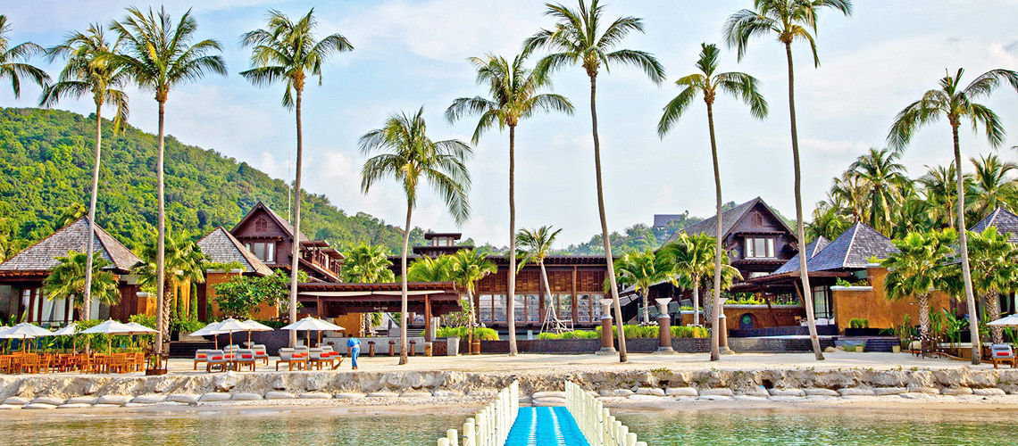 Kappa Club Mai Samui Beach Resort & Spa 5*