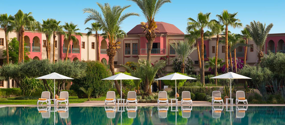 Iberostar Club Palmeraie Marrakech 4* - voyage  - sejour
