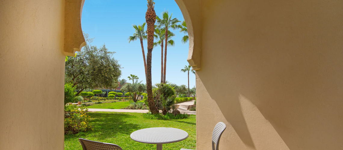Maroc - Marrakech - Hôtel Iberostar Club Palmeraie Marrakech 4*