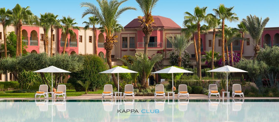 Kappa Club Iberostar Palmeraie Marrakech 4*