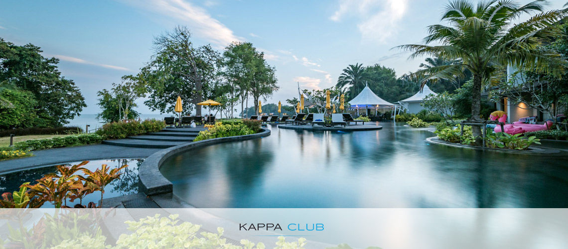 Hôtel kappa club the shellsea krabi 5*