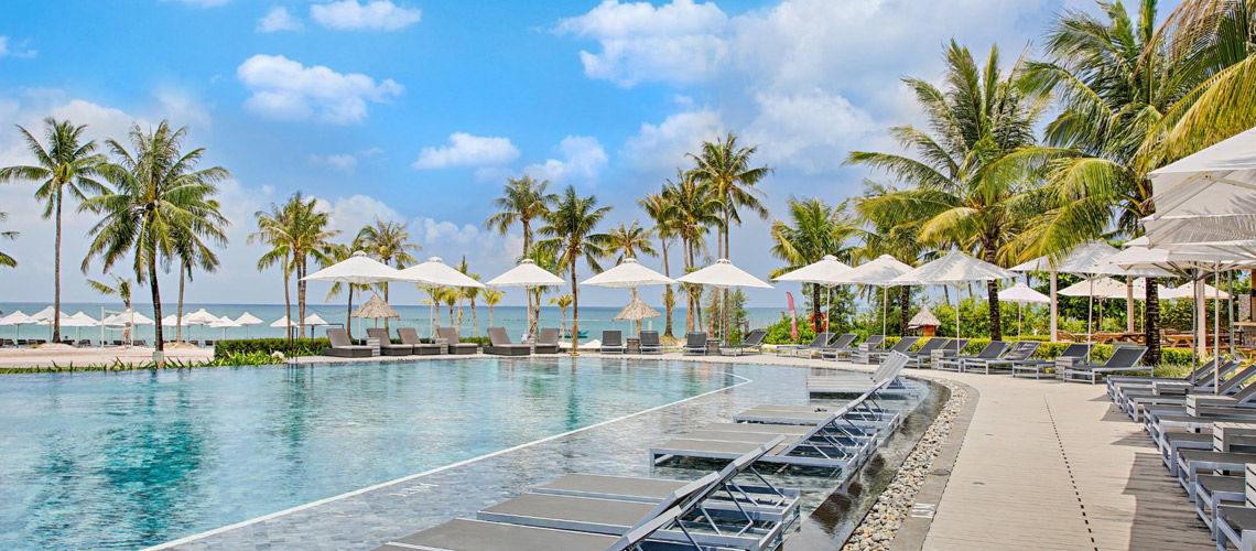 Hôtel kappa club sol beach house phu quoc 5*