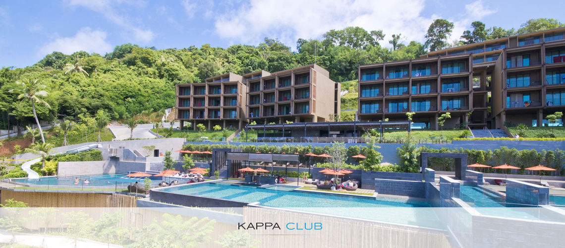 Hôtel kappa club sunsuri phuket 5*
