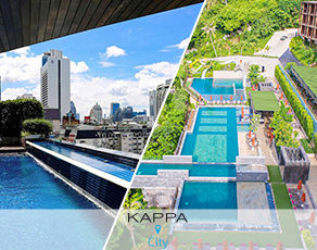 Combiné Kappa City Bangkok & Kappa Club Phuket 5*