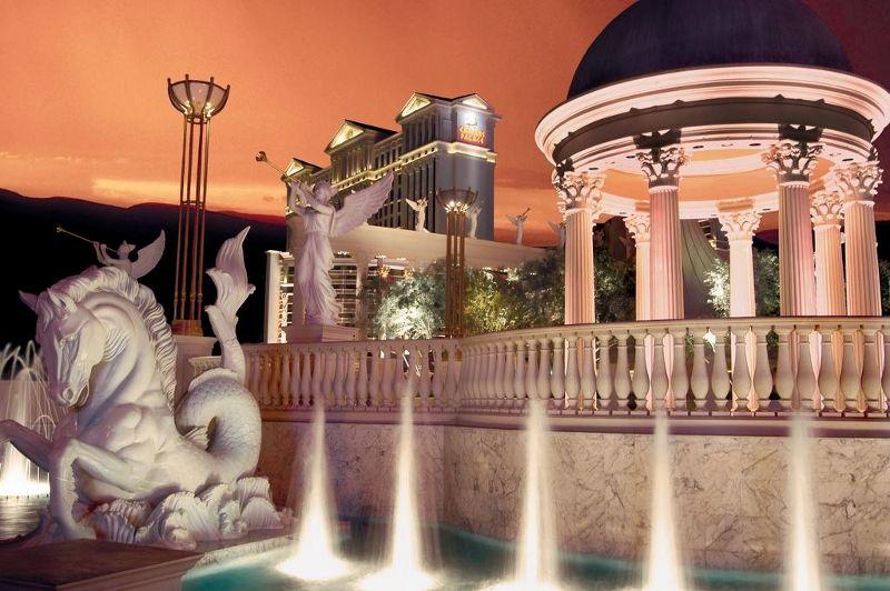 Voyage Amérique du Nord - CEASARS PALACE 5* « sans transfert »