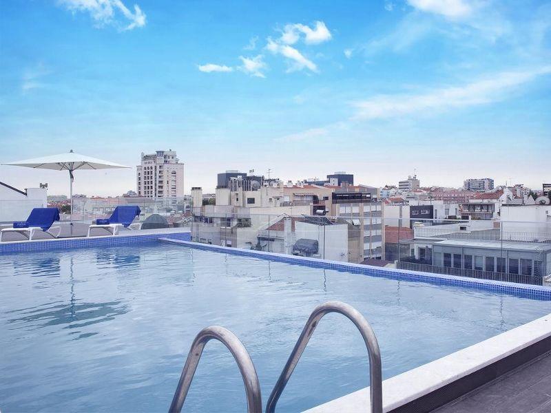 hotel jupiter lisboa 4 lisbonne portugal avec voyages leclerc boomerang ref 422884. Black Bedroom Furniture Sets. Home Design Ideas