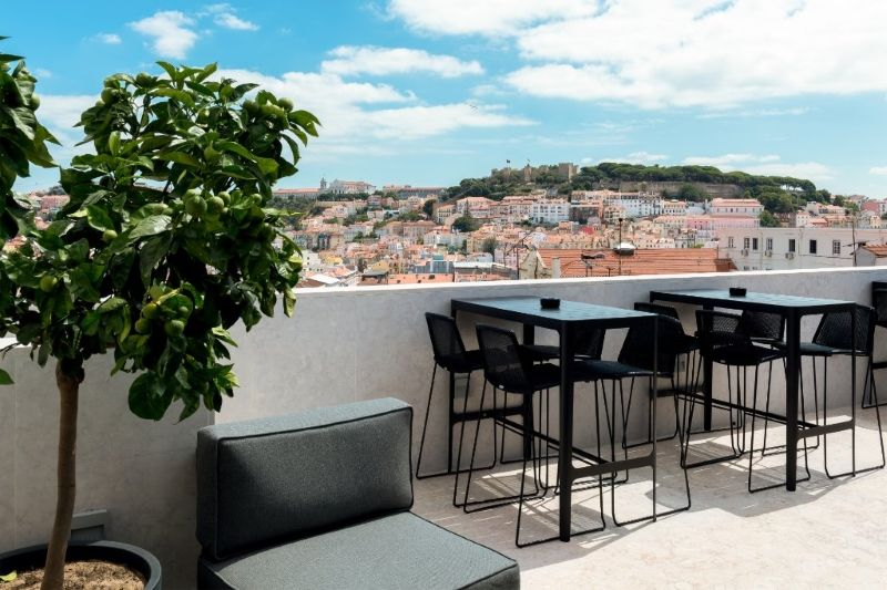 Séjour Portugal - Hotel Pessoa Lisboa 4*
