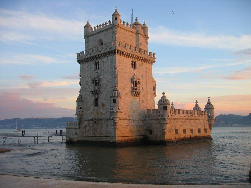 Séjour Portugal - Hotel Santa Justa Lisbonne 4*