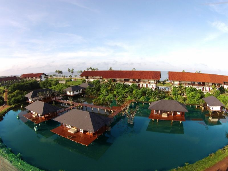 Combine Kappa Club Sri Lanka Anantaya 5* / Maldives Royal Island Resort & Spa 5*