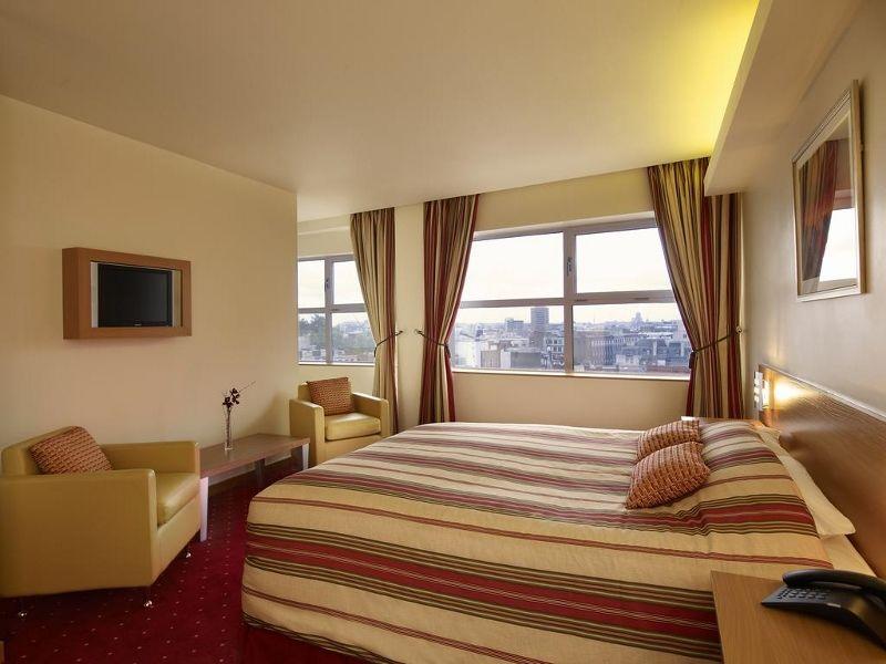 Grande-Bretagne - Londres - Royaume Uni - Hôtel St Giles London 3* «sans transfert»