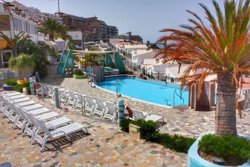 Séjour Las Palmas - Aparthotel Cura Sol 2*