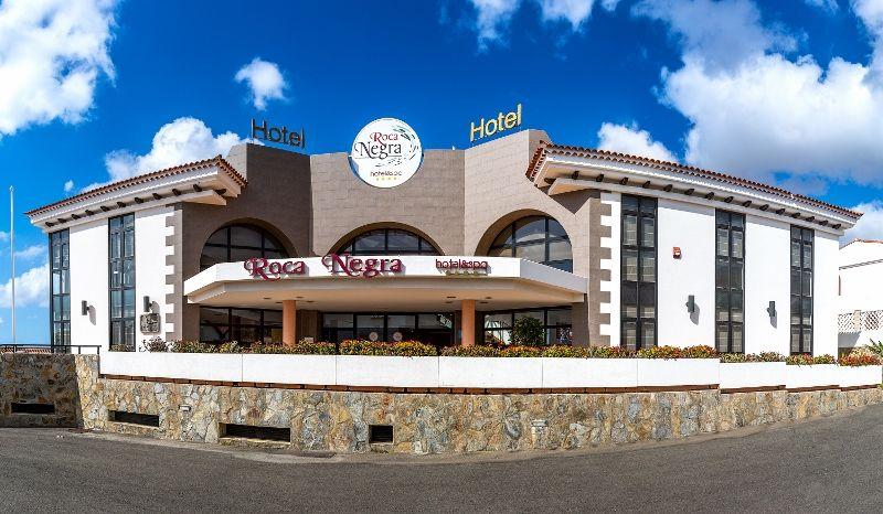 Hotel Spa Cordial Roca Negra 4 Avec Location De Voiture