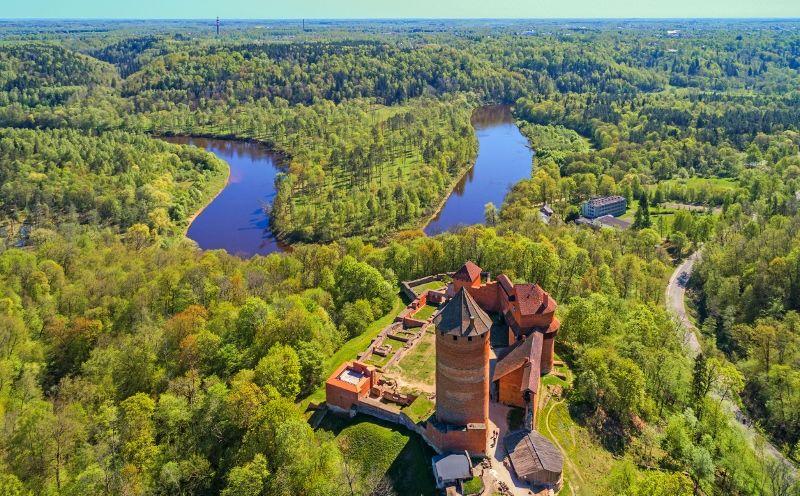 Estonie - Lettonie - Russie - Circuit Riga, Tallinn et Saint Pétersbourg Au Complet
