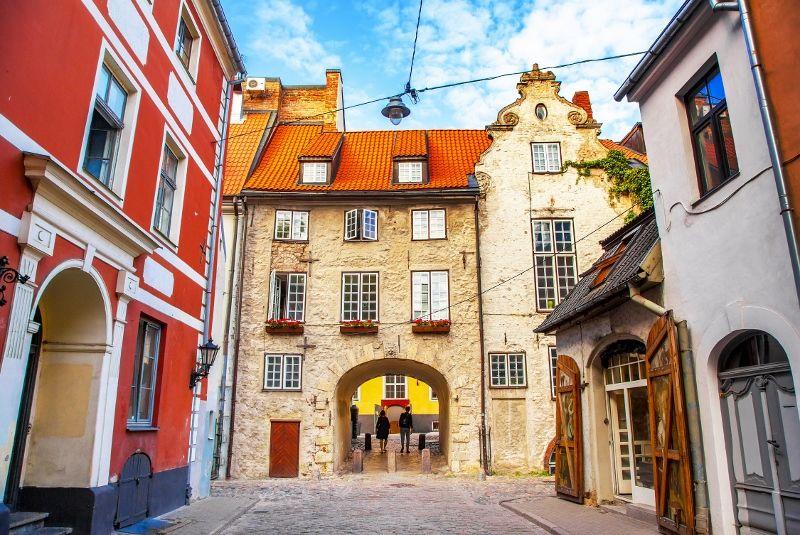 Porte Suedoise Riga
