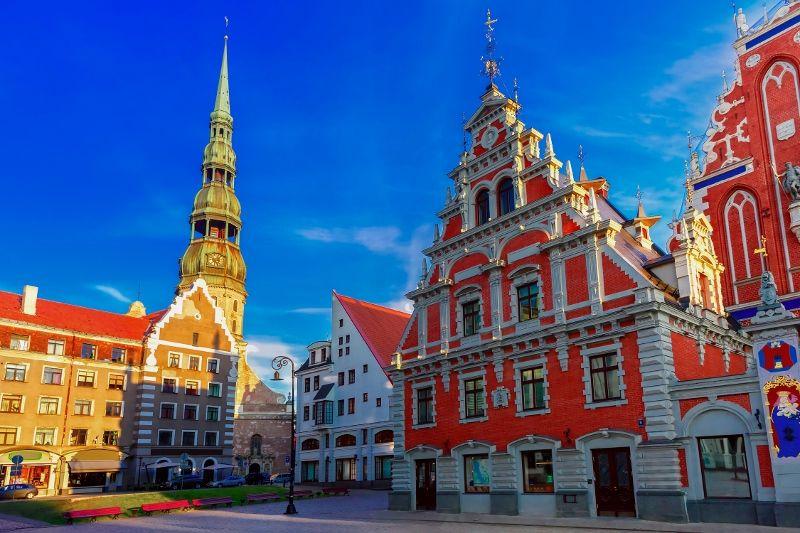 Estonie - Lettonie - Circuit Riga et Tallinn Au Complet