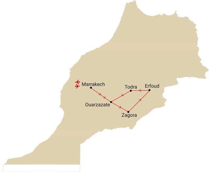 Maroc - Circuit Grand Sud Maroc
