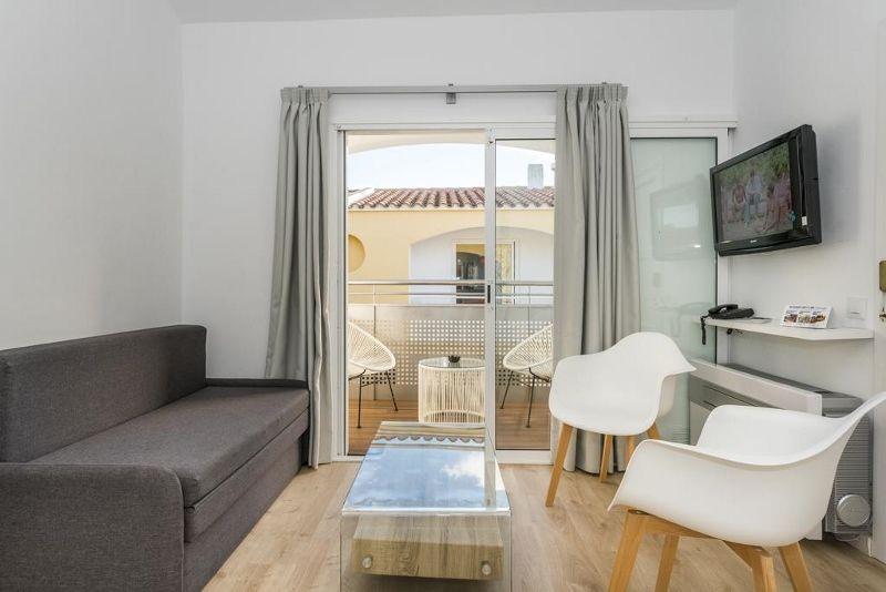 Baléares - Minorque - Espagne - Apartments Cales de Ponent 2*