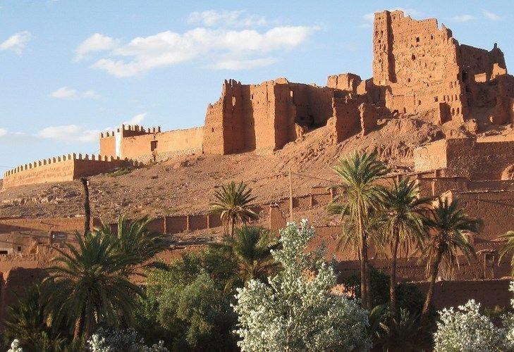 Circuit Balade Marocaine 4*