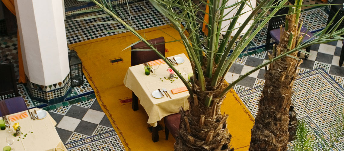 Maroc - Marrakech - Riad Angsana Collection 5*