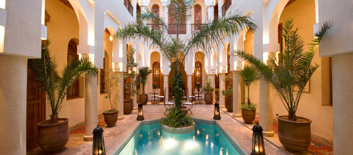 Riad Angsana Collection 5*