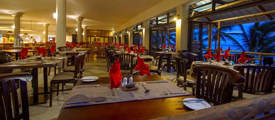 Restaurant promosejours peninsula bay maurice