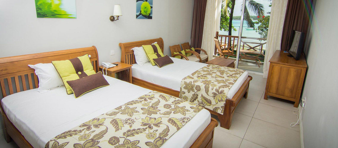 Chambre promosejours peninsula bay maurice