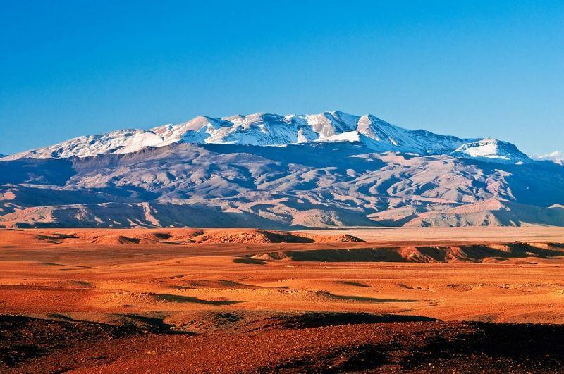 Circuit le sud marocain en 4x4