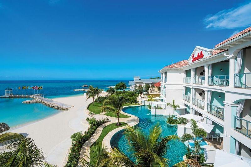 Hôtel sandals montego bay 5*