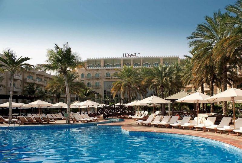 Séjour Oman - Grand Hyatt Muscat 5*