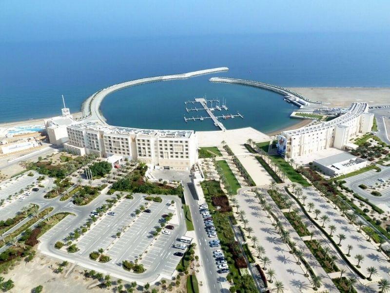 Millennium Resort Mussanah 4*