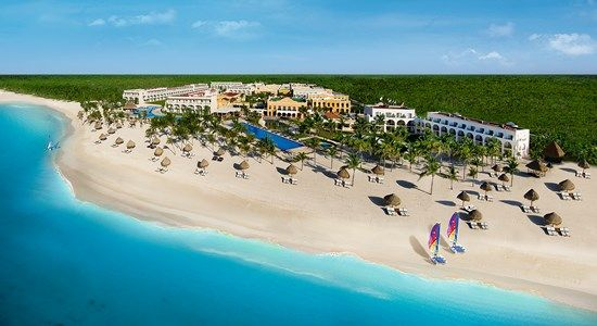 Dreams Tulum Resort & Spa 5* - voyage  - sejour