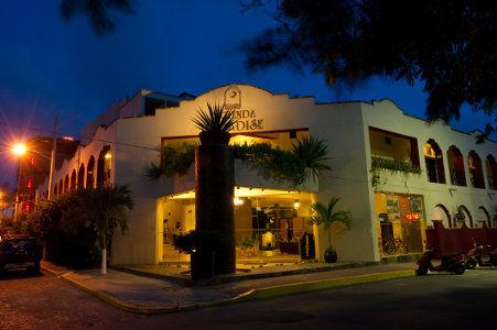 Mexique - Riviera Maya - Playa del Carmen - Hacienda Paradise Boutique Hôtel 4*