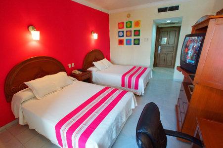 Mexique - Riviera Maya - Cancun - Hôtel Margaritas Cancun 3*