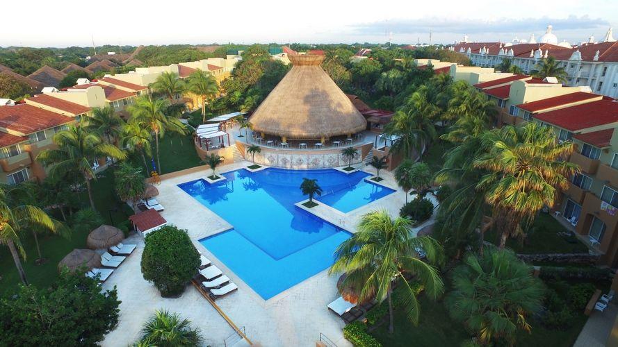 Hôtel Viva Wyndham Azteca 4*