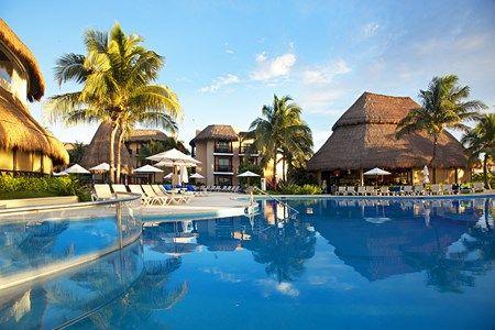 Partir en Mexique : Cancun, CATALONIA RIVIERA MAYA 4*