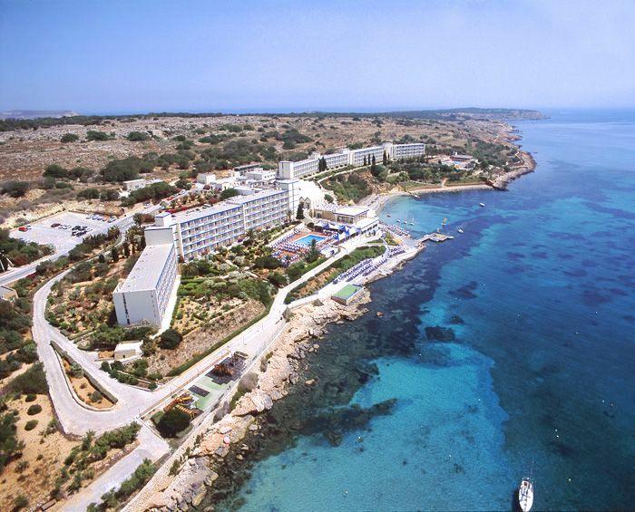 Mellieha bay resort 4 sejour malte avec voyages auchan for Sejour complet malte