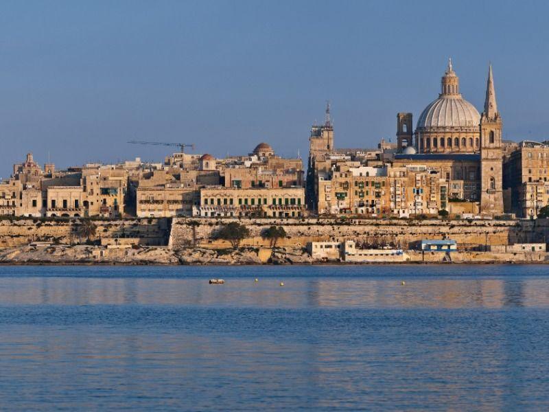 Malte, lîle des chevaliers - De La valette à La Valette