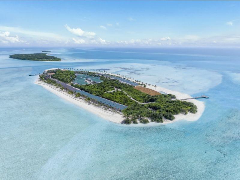 Hôtel innahura maldives resort 3*