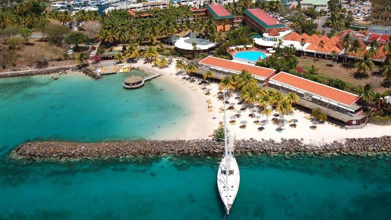Séjour Martinique - Hôtel Bakoua 4*