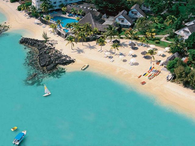 Hotel MERVILLE BEACH LUX 3* sup - voyage  - sejour
