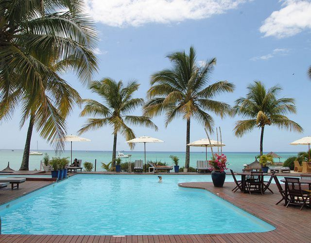 mont choisy coral azur beach resort 3*
