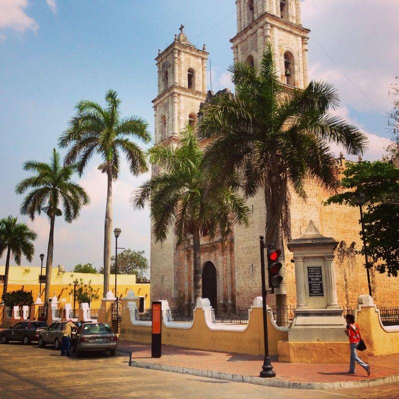 Mexique - Autotour le Yucatan en Liberté