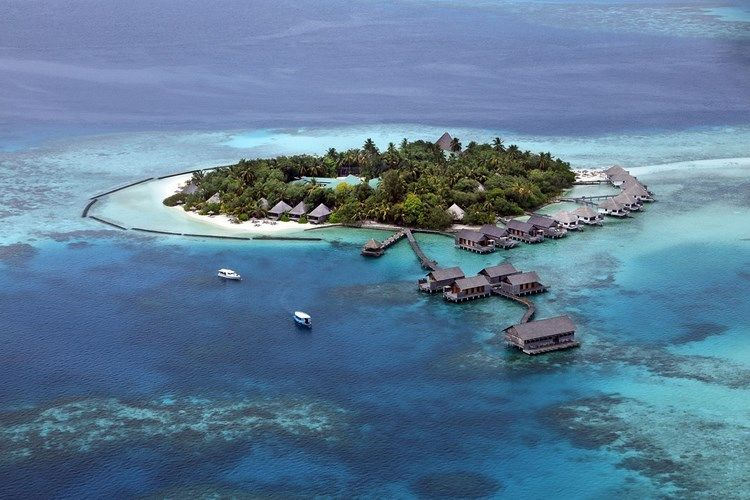 The Gangehi Island Resort 5* - voyage  - sejour